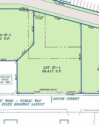 Lot 3C-1 0 South Street Fitchburg MA 01420