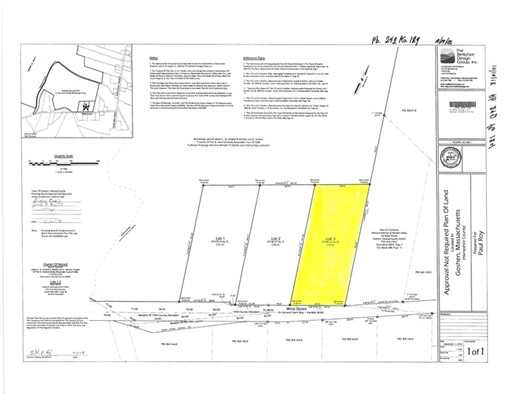 0-Lot 3 West Street, Goshen, MA 01032