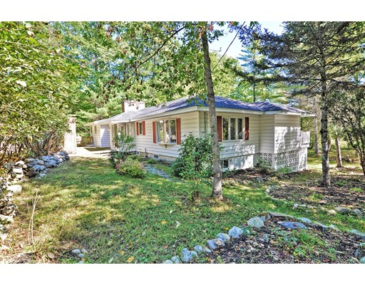 119 Merrymeeting Road, New Durham, NH 03855
