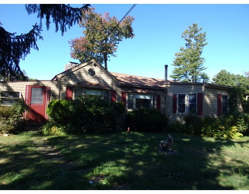 This spacious ranch is in need of some updating, but all cosmetic work. It offers 3 bedrooms, full bath, large living room, family room, closed in porch, 2 sheds. fenced-in yard, off street parking, nice large yard. Must See.
