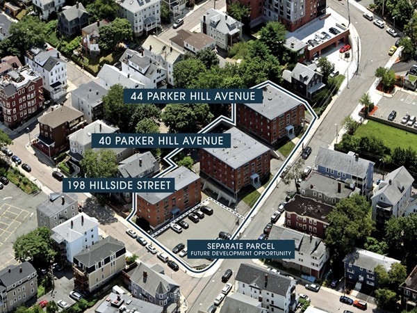 40-44 Parker Hill Avenue, Boston, MA, 02120, Mission Hill Home For Sale