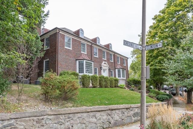 439 Chestnut Hill Avenue Brookline MA 02445