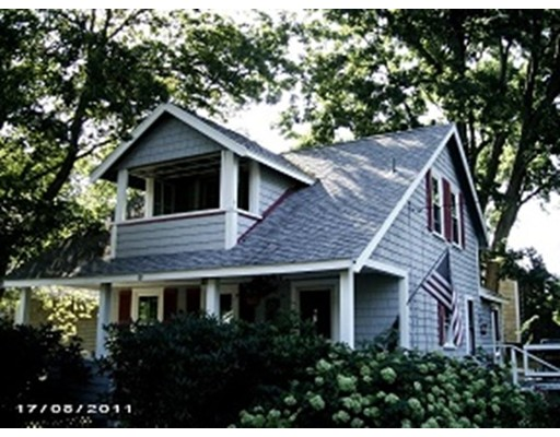 ~ WOW! Amazing location just a short walk over Sea Street Bridge to Humarock Village and Beautiful Humarock Beach! This home was built to last... great bones in this  unique Craftsman Style Bungalow from yesteryear's! 2 of the 4 bedrooms open out to an enclosed porch on the 2nd floor. Front to back Dining Room with a bank of windows ~ they don't build houses like this any more. Needs lots of work to be brought back to its bygone days....OR you can start over and build your own dream house, beach get away or quaint retirement home. Home is being sold well below assessed value ~ basically you are buying the land and the house is thrown in for FREE! Something to think about!  Perfect for 203K or Mass Housing Rehab loans or CASH of course! WOW!  ~