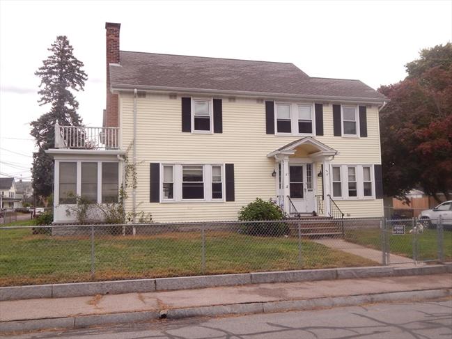 54 HARRISON Avenue Taunton MA 02780