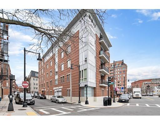 50 Fleet Street Unit 402, Boston - North End, MA 02109