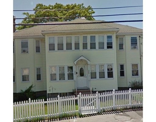Location location location!!  Walk to North Quincy T.  This one bedroom unit offers living room, family room, kitchen/dining room, updated bath, and den, wooden and tile floors . Great location close to shopping and restaurants.  In-building washer dryer, off street parking. A must see for all, especially for students, commuters and professionals.   Prospects should have excellent credit, stable job/income, and references.  No smoking.  Very easy to show.   Brokerage fees where applicable. Available Now!