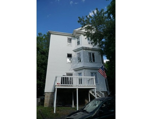 Fabulous Fall River Apartment ! Beautifully remodeled 3 bedroom 2nd floor apartment ! Tenants must provide credit report. First and last required at signing of lease!