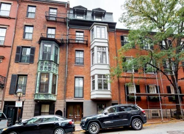 13 Walnut St. Condominium Complex – Beacon Hill