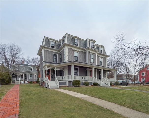 17-19, 19R Aldersey Street, Somerville, MA, 02143, Union Square Home For Sale