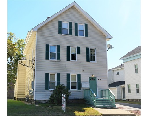 69 Washington St, Taunton, MA 02780