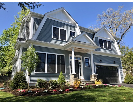 33 Hickory Road, Wellesley, MA 02482
