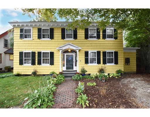 4 Fenimore Rd, Worcester, MA 01609