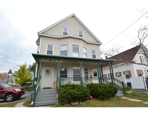 542-544 Andover St, Lawrence, MA 01843