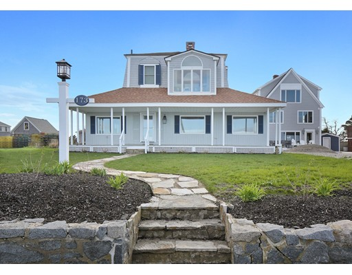 6 month winter rental - 12/1-5/31 - Peaceful, airy, oceanfront home! This beautiful one of a kind property is drenched with sunlight, almost 10' high ceilings. Large stone floor to ceiling double see through fireplace with an indoor grill. Oversized living room overlooking the ocean leading to the formal dining and kitchen room also with a fireplace. Hardwood floors, white shaker eat in kitchen with granite countertops leading to a family room with gorgeous ocean views! First den or bedroom with barn doors and full bathroom. Feel the cool ocean breeze from the large covered porch. Upstairs are 3 bedrooms with hardwood floors and a full bathroom. The front master bedroom has a sun/sitting room overlooking the ocean.