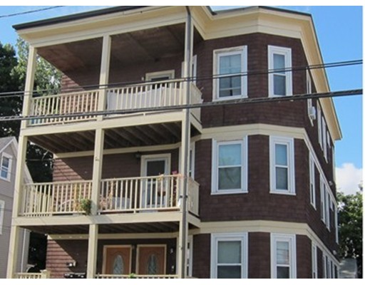 Spacious 3 bedroom apartment on 3rd floor in a great area - 1200 sq ft - short distance and convenient to North Quincy T and beach.    The unit consists: 3 bedrooms, 1 full bath, living room, kitchen, hardwood floors, front and rear porches  coin-op washer/dryer in the building,  no smoking,   street parking.    The rent:  -cold water included  -tenants pay gas (heat and stove) and electricity.  Prospects should have excellent credit, stable job/income, and references. No smoking. Very easy to show. Brokerage fees where applicable. Available Now!