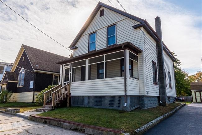 41 Orange Street Attleboro MA 02703