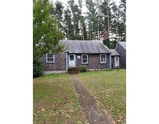 This sweet home, owned by the same family for over 60 years, is ready for it's new family.  It does need work but will be worth the time and effort.  Relax by the cozy fireplace (with insert and blower) while you make plans for the future.  For peace of mind there is a security system and generator.