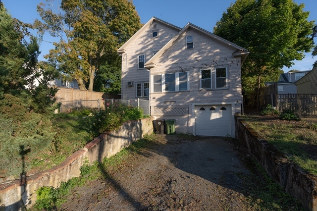 46 Quincy Street Watertown MA 02472