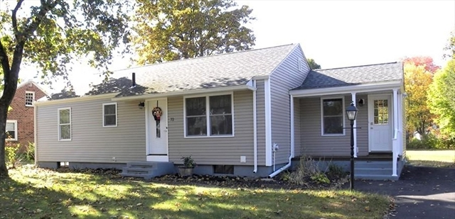 72 West Orchard Ludlow MA 01056