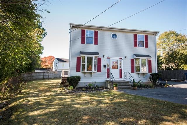 23 Wilton Street Boston MA 02136