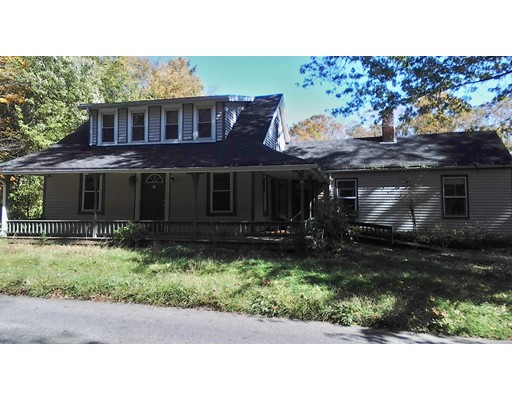 163 W Sturbridge Rd, East Brookfield, MA 01515