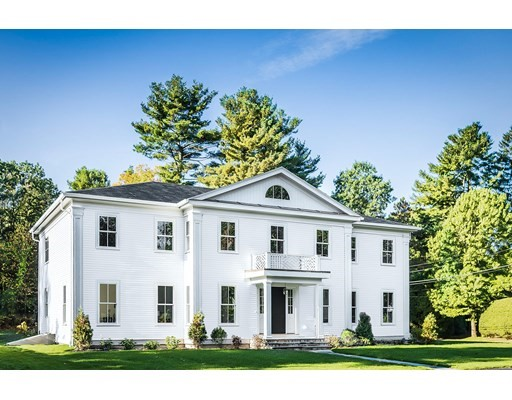 110 Cliff Road, Wellesley, MA 02481