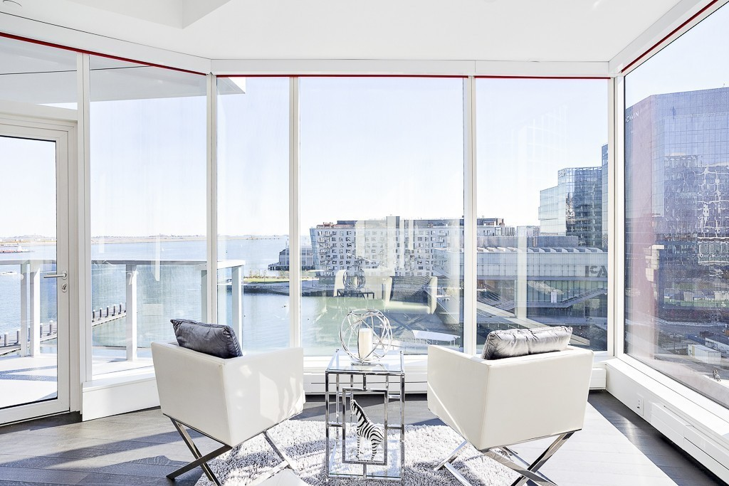 Seaport condos for sale