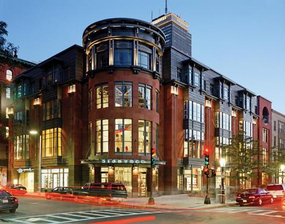 200 Newbury Street Boston MA 02116