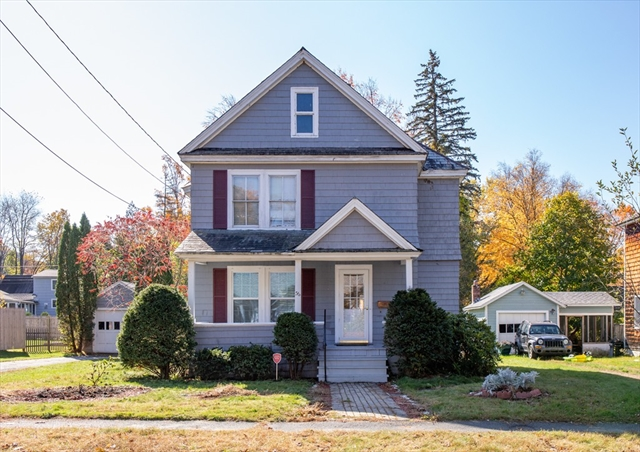 56 Lincoln Street Greenfield MA 01301