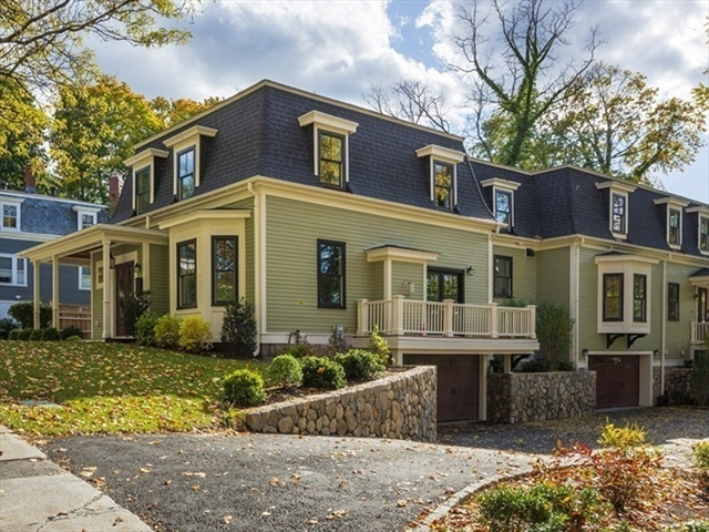 37 Perkins St., Newton, MA, 02465, West Newton Home For Sale