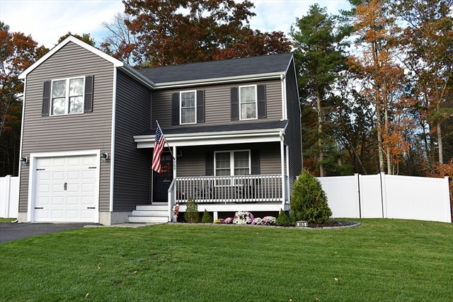 965 Dighton Woods Circle Dighton MA 02715