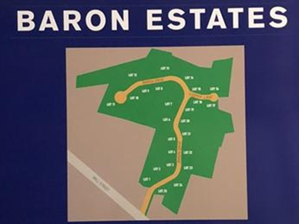 lot 26 Baron Drive Easton MA 02356