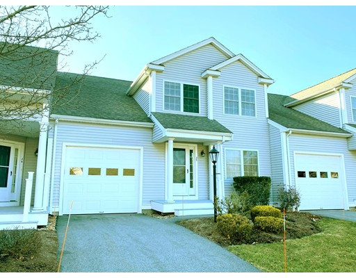 877 Auburnville Way J5, Whitman, MA 02382