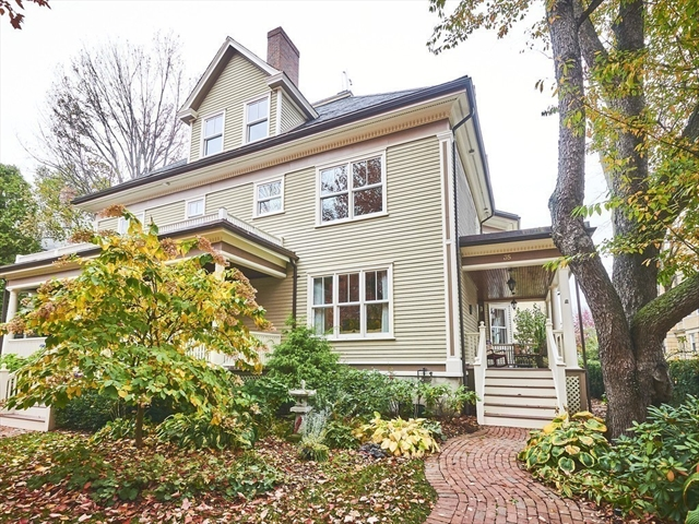 35 Winchester Street, Brookline, MA, 02446, Coolidge Corner  Home For Sale