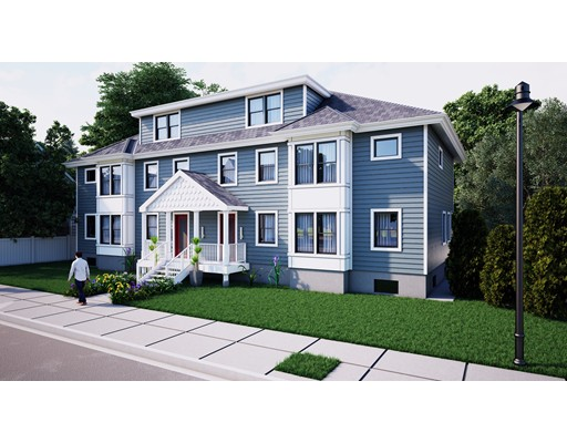 474 Hyde Park Ave. Unit 1, Boston - Roslindale, MA 02131