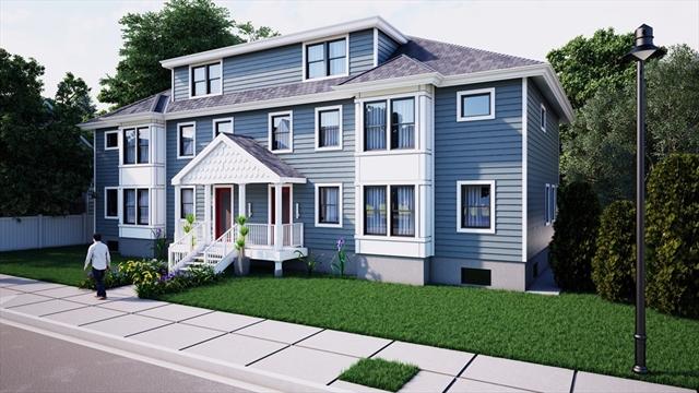 Hyde Park Avenue Boston MA 02131