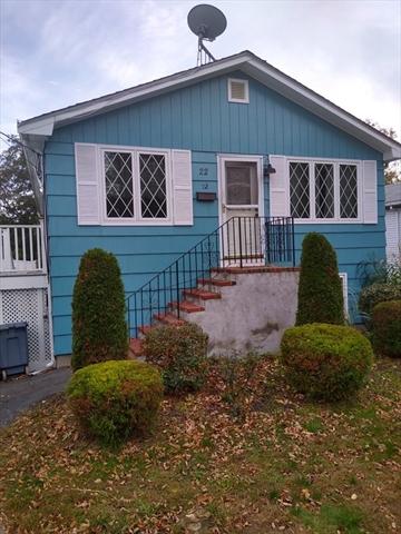 22 Hayward Avenue Brockton MA 02301