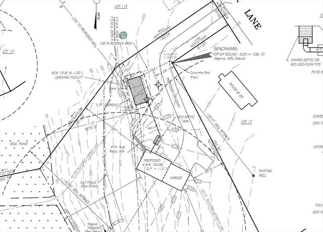 Lot 11D Dexter Lane Rochester MA 02770