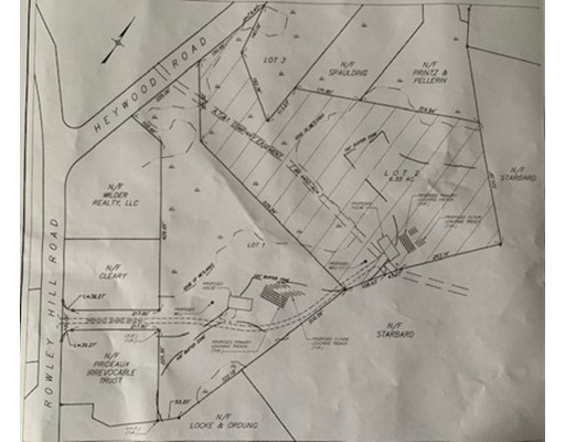 Lot 2 Heywood Rd., Sterling, MA 01564