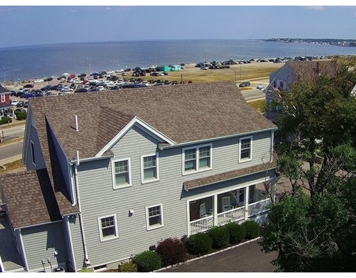 "Dreaming of sun, sand, and VIEWS of the ocean in 2020? Look no further than the picturesque town of Hull, Massachusetts. This quintessential beachfront community offers year round ferry service to Boston, miles of sandy beach, and a community of both long time and new residents. Gorgeous sunrises will greet you from the comfort of this nearly-new home perched high on the hill yet just steps to the beach. Plenty of room to entertain and host guests with 4 bedrooms, 2.5 baths, an open living/kitchen area and gas fireplace. Luxurious master en-suite with walk-in closet. Warm hardwood floors throughout. Efficient gas heat, hot water and central A/C provide year round comfort. Maintenance free exterior including composite decking and siding. Conveniently located to area restaurants and attractions. Expansion opportunity with a full walk-out basement that has many possibilities. Come and SEA why one recent Trip Advisor reviewer called Nantasket ""The best beach in all of Massachusetts""."