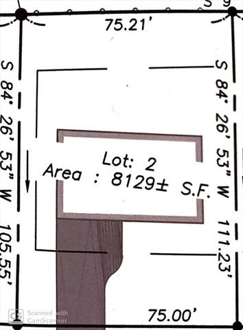 37 (Lot2) Sycamore Lane Chicopee MA 01013