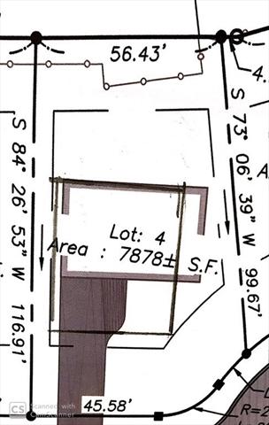 51 (Lot4) Sycamore Lane Chicopee MA 01013