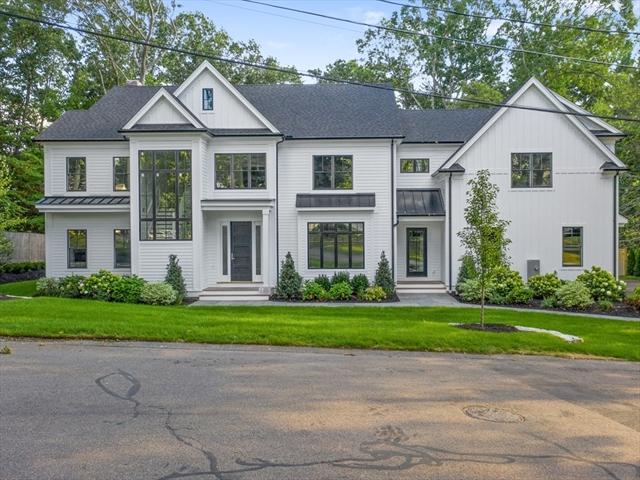 50 Woodridge Road Wellesley MA 02482