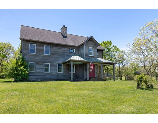50 Red Pony Rd, West Tisbury, MA 02575
