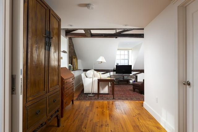 1 Louisburg Square, Boston, MA, 02108, Beacon Hill Home For Sale