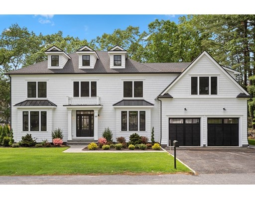 BRAND NEW CONSTRUCTION ON BELMONT HILL BY SOUGHT AFTER BUILDER! This gracious home will WOW you as soon as you walk in. The 1st level features a living room, dining room, a family room w/ fireplace , a large kitchen with custom white maple cabinets and white Quartz counter tops, wolf wall oven & 6 burner gas range, Sub zero french door refrigerator & huge island and access to yard and patio, an office, and bedroom suite with bath. The 2nd floor has 5 bedrooms including the master and 2 en suite bedrooms, a laundry room and an additional  bath. The attic level has another bedroom/bonus room and full bath.The home includes amazing features such as high ceilings, custom built ins, coffered ceilings, and crown molding. The lower level has gym, playroom, bedroom and bath. There is a 2 car garage and large level yard with custom stone work and a custom fireplace.