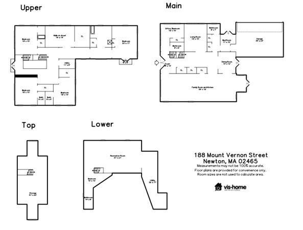 188 Mount Vernon Street Newton MA 02465