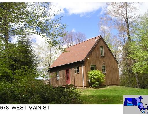 678 W Main St, Plainfield, MA 01070