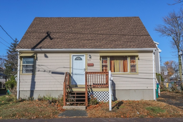 59 Columbia Avenue Lynn MA 01902