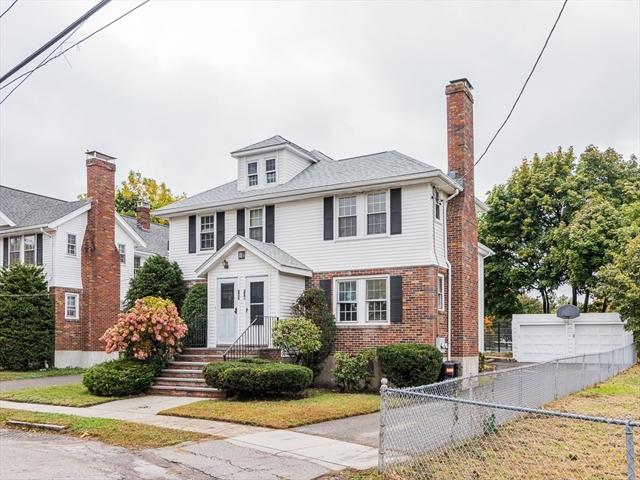 139 Elm Street, Belmont, MA, 02478,  Home For Sale